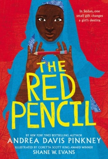 the red pencil cover image