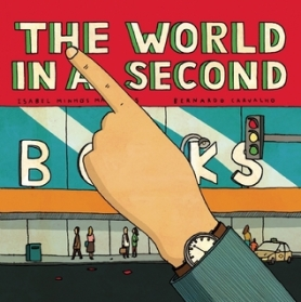 the world in a second cover image copy