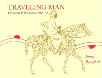 traveling man cover image