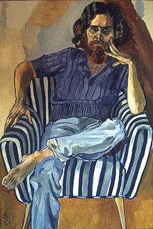 Dana Gordon by Alice Neel