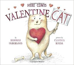 here comes valentine cat cover image
