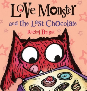 love monster and the last chocolate cover image