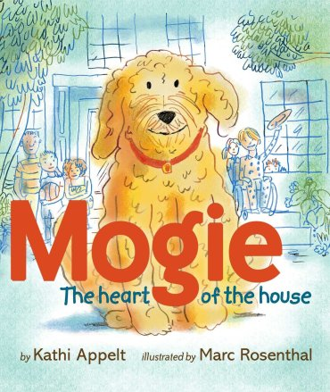 mogie the heart of the house cover image