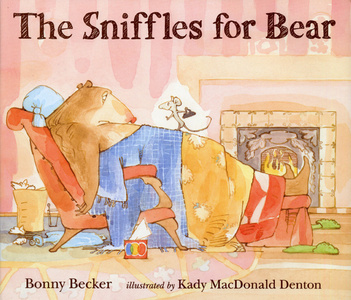 sniffles for bear cover image