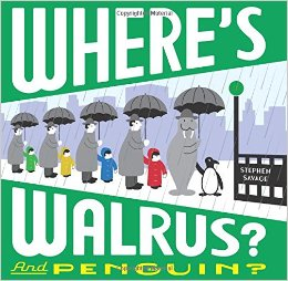 where's walrus and penguin cover image