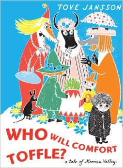 who will comfort toffle cover image