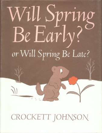 will spring be early or will spring be late cover image