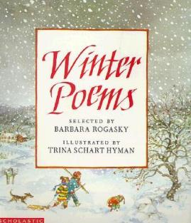 winter poems cover image