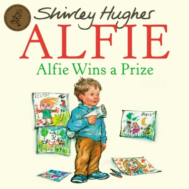 alfie wins a prize cover image