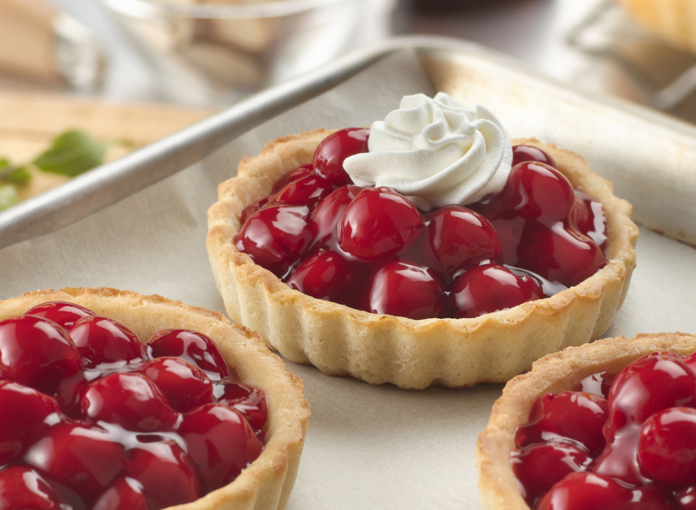 Cherry Tarts | Tony Kubat Photography