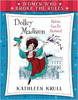 Dolley Madison cover image