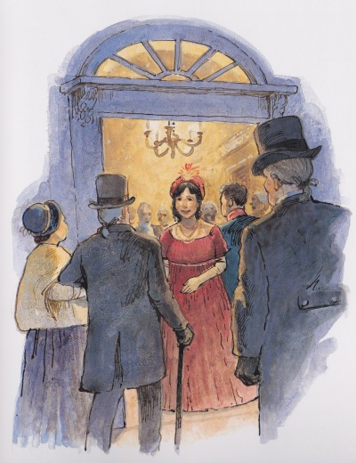 dolley madison illustration steve johnson and lou fancher