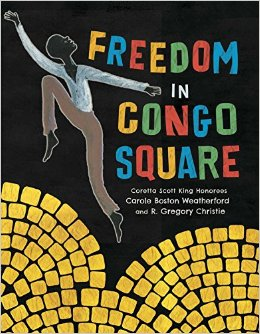 freedom in congo square cover image