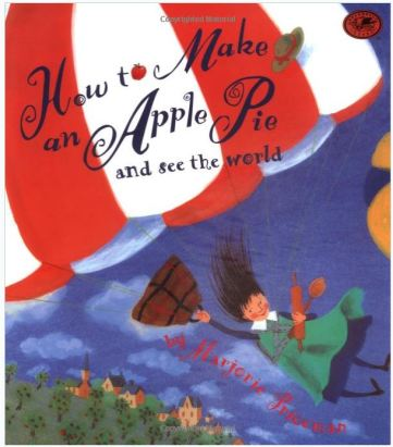 How-to-Make-an-Apple-Pie and See the World cover image