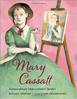 mary cassatt extraordinary impressionist painter cover image