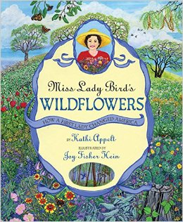 miss lady bird's wildflowers cover image