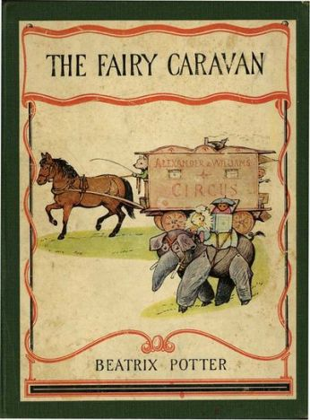 the fairy caravan cover image
