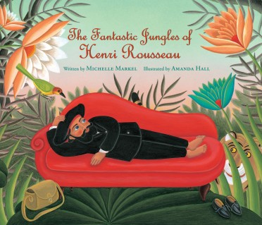 the fantastic jungles of henri rousseau cover image