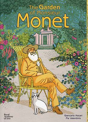 the garden of monsieur monet cover image
