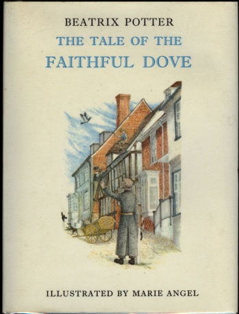 the tale of the faithful dove cover image