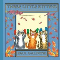 three little kittens cover image