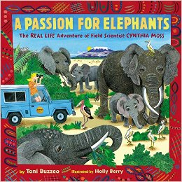 a passion for elephants cover image