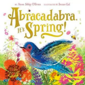 abracadbra it's spring cover image