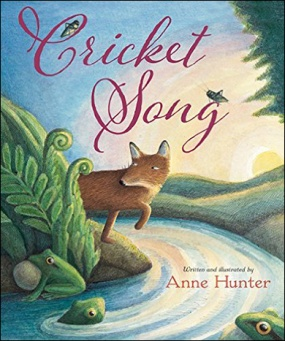 cricket song cover image