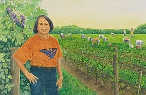 dolores huerta illustration robert casilla