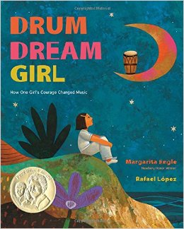 drum dream girl cover image