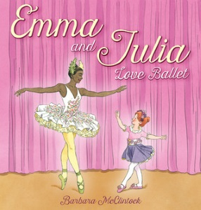 emma and julia love ballet cover image