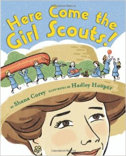here come the girl scouts cover image