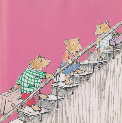 hushabye illustration by john burningham