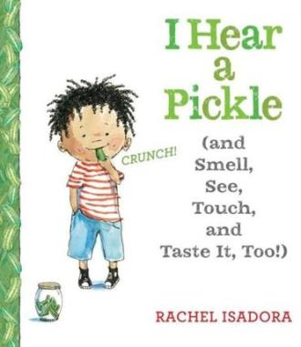 i hear a pickle cover image