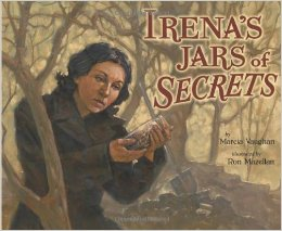 irena's jars of secrets cover image