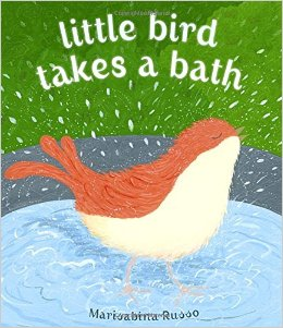little bird takes a bath cover image