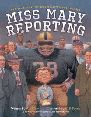 miss mary reporting cover image