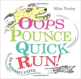 oops pounce quick run cover image