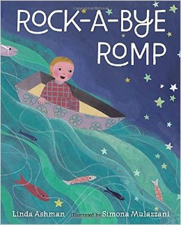 rock a bye romp cover image