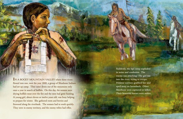 sacagawea erdrich and buffalohead