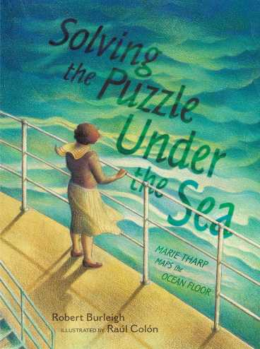 solving the puzzle under the sea cover image