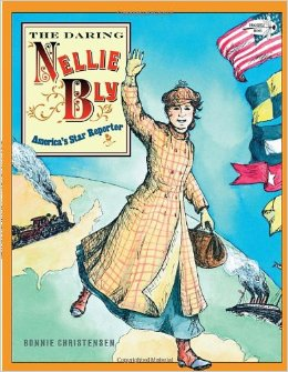 the daring nellie bly cover image