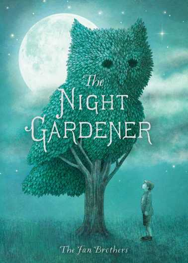 the night gardener cover image
