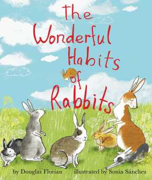 the wonderful habits of rabbits cover image
