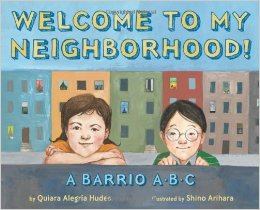 welcome to my neighborhood a barrio abc cover image
