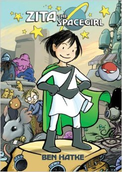zita the spacegirl cover image