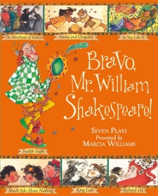 bravo mr william shakespeare cover image