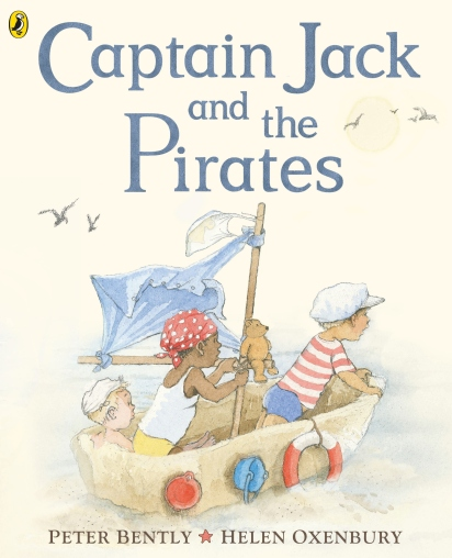captain jack and the pirates cover image