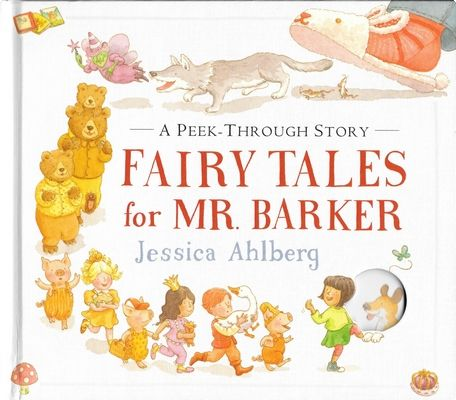 fairy tales for mr. barker cover image