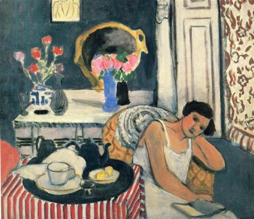 Henri Matisse Woman Reading